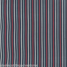 MODA Fabric ~ THE BOAT HOUSE ~ by Sweetwater (555513) Navy - by 1/2 yard