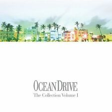 Ocean Drive: The Collection, Vol. 1 by Various Artists (CD, Feb-2003, Kriztal)