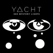 YACHT See Mystery Lights WHITE VINYL LP Record & MP3! the blow! indie rock! NEW!