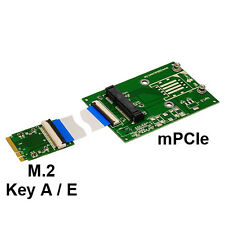 NGFF/M.2 to Minipci-Express Adapter P15S-P15F Bplus