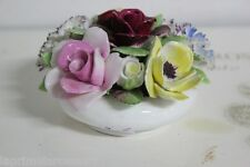 ROYAL DOULTON MAZZETTO DI FIORI VINTAGE IN PORCELLANA BONE CHINA - BOUQUET