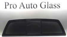 Rear Window Back Sliding Glass 04-08 Ford F150 POWER Slider OEM WITHOUT MOTOR