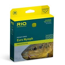 RIO FIPS Euro Nymph Fly Line, Competition One Size - New