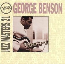 Verve Jazz Masters 21 by George Benson (Guitar) (CD)