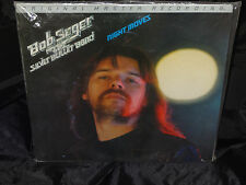 Bob Seger And The Silver Bullet Band ‎Night Moves SEALED MFSL JAPAN 1980 LP