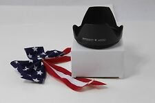 77mm Tulip Flower Lens Hood for DSLR Nikon DX Nikkor 17-55mm f/2.8G ED-IF