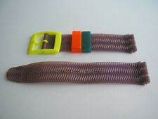 "SWATCH KUNSTSTOFFARMBAND ""SPRAY UP / LILA"" (A434)"