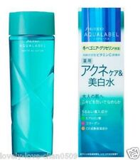 SHISEIDO AQUALABEL White AC Lotion 130ml acne care & whitening Japan