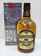 Scotch Whisky CHIVAS REGAL 12yo con Box - 1,5L