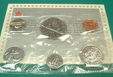 CANADA  1987   PROOF-LIKE SET  ***6 COINS***