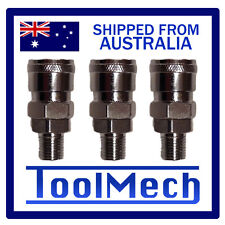 3PCS SOCKET MALE NITTO STYLE AIR FITTING COUPLER FREE SHIPPING 20SM