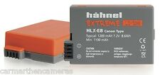HAHNEL EXTREME LONG LASTING LI-ION BATTERY FOR CANON 550D/650D/600D LP-E8 HLX-E8