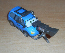 "Disney Cars * Chuck ""Choke"" Cables mit Camera * Metall 1:55 - selten"