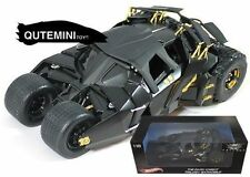 "1:18 HOTWHEELS BMH74 ""The Dark Knight TRILOGY BATMAN BEGINS BATMOBILE TUMBLER"