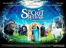 Tim Curry 2008 THE SECRET OF MOON ACRE Original UK cinema movie poster family