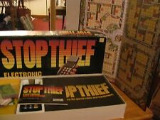 Electronic Stop Thief Game TESTED COMPLETE Parker Brothers