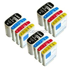 12x Cartucce per HP 940 XL Set Officejet Pro 8000 Enterprise 8500a Premier Plus