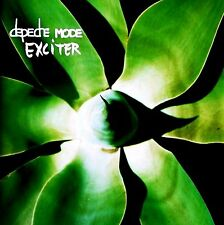CD - Depeche Mode - Exciter (SYNTH - POP) MINT & SEALED