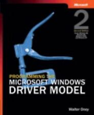 Programming the Microsoft Windows Driver Model by Mi...