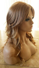 Forever Young Picture Perfect Wig (Color 24B7C Strawberry Blonde) Wavy Layered