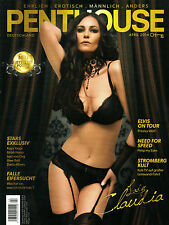PENTHOUSE April/04/2014  CLAUDIA EHLERT & SELINA JOLIE