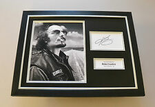 Kim Coates Signed Framed 16x12 Photo Autograph Sons of Anarchy Display + COA