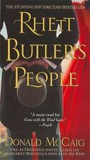 Rhett Butler's People - Donald McCaig (Gone with the Wind Sequel) Paperback