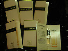 Lotto per OdL x 6 PRADA profumo L'EAU campioni FIALE WEDDING favori Freepost