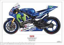 Jorge Lorenzo 2015 Yamaha YZR M1