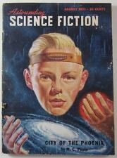 ASTOUNDING SCIENCE FICTION AUG 1950 GORDON R DICKSON CLIFFORD D SIMAK M C PEASE