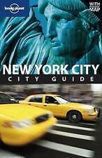 New York City (Lonely Planet City Guide) VG  Ginger Otis, Greenfield and, Regis