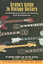 Vintage Guitars : An Identification Guide for American Fretted Instruments by...