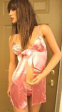Bikini Pink One Size NIP #73L DG4053
