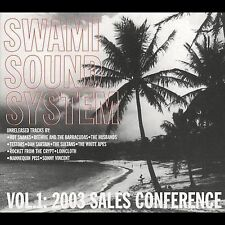 Audio CD Swami Sound System 1 - Various Artists - Free Shipping