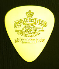 ROYAL ENFIELD - Solid Brass Guitar Pick, Acoustic, Electric, Bass