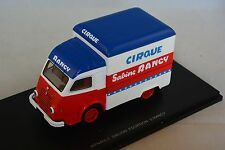 PERFEX 104RA - Renault Galion 2.5 T Fourgon Cirque Sabine Rancy 1/43