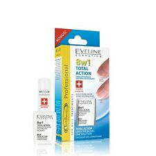 EVELINE - INTENSIVE BALM FOR NAIL TOTAL ACTION 8W1