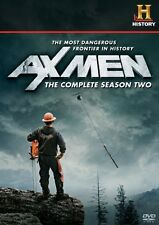 Ax Men: The Complete Season Two [4 Discs] (2009, DVD NIEUW)4 DISC SET