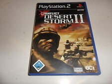 PlayStation 2  PS 2  Conflict: Desert Storm 2