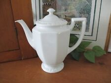 Rosenthal Maria-White Coffee Pot ~ 8-Cup