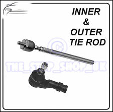 VW Polo Lupo NO PS LEFT Inner & Outer Tie Rod End Steering Track Rod