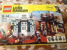 Lego The Lone Ranger 79107 , 79108 , 79109