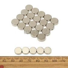20 x Slivery Replacement Magnets For Mens Dress Shirt Metal Collar Stays Stiffs