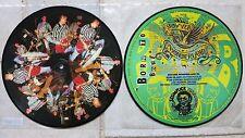 """Bovver Wonderland – Born To Booze 10"""" Picture Disc Scumfuck – SM028"""