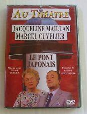 DVD LE PONT JAPONAIS - Jacqueline MAILLAN / Marcel CUVELIER - NEUF