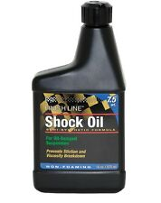 Olio per forcelle FINISH LINE 7,5 watt  475ml/SHOCK OIL FINISH LINE 7,5WT