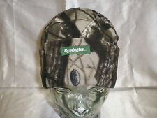 Official Remington Micro Fleece Hat Camouflage Beanie Toboggan Cap Doo Rag