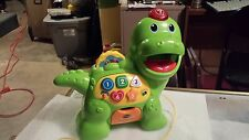 VTech Chomp and Count Dino Toy Interacting Sounds and Music
