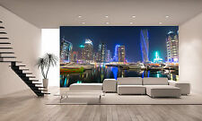 Skyscrapers of Dubai   Wall Mural Photo Wallpaper GIANT WALL DECOR PAPER POSTER