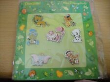 Disney 7 Mini pin Collection - Cute Disney Animals - Sealed in Packet